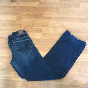 AE boot jeans